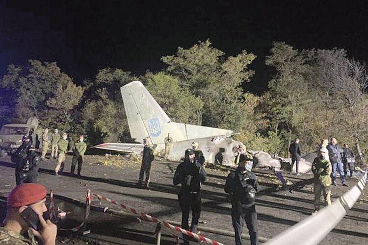 До аеродрому літак не дотягнув якихось 2 кілометри.