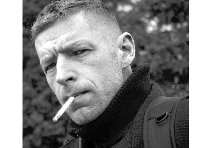 Андрій Дубчак, який передає обличчя війни.
