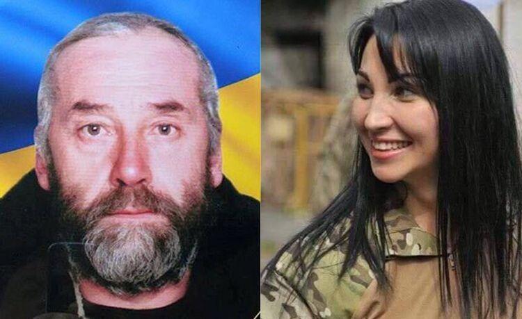 Такими запам'ятаються Ярослава і її  батько Сергій Никоненки.
