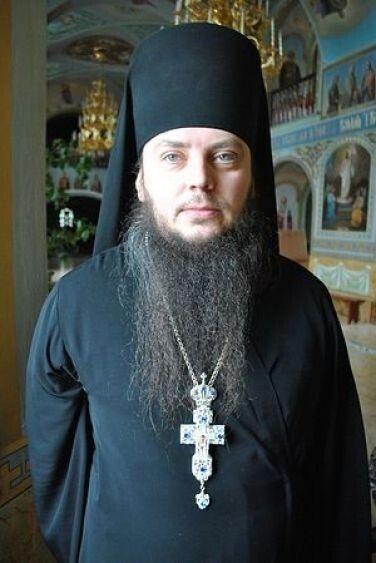 Ієромонаха Захарія (Кімлач). Фото РІСУ.