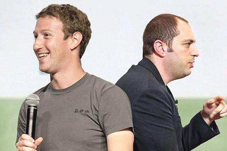 Колись Яна Кума не взяли на роботу у Facebook, а згодом його засновник  Марк Цукерберг придбав програму Яна за 19 мільярдів доларів.
