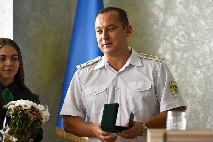 Начальник Волинського обласного управління лісового та мисливського господарства Олександр Кватирко.
