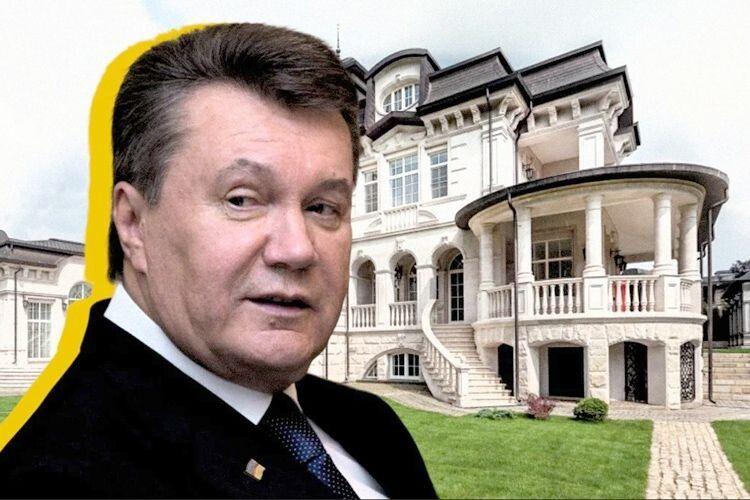 Державний зрадник України непогано пригрівся біля Путіна.