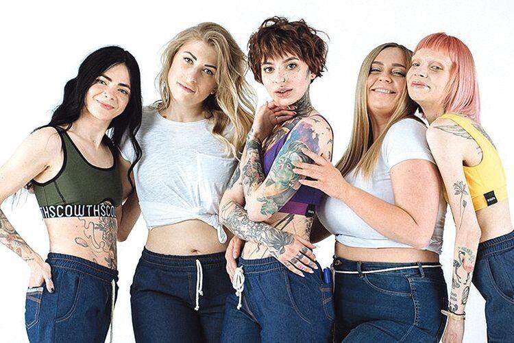 Учасниці соціального проєкту «Краса відкриває серця» вважають своїм завданням підтримку всіх жінок,  які потребують прийняття себе.