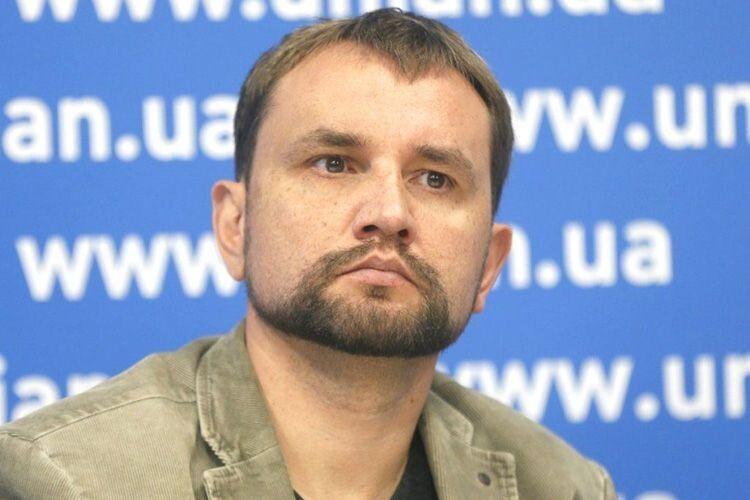 Володимир В'ятрович – українець, який постійно перебуває під обстрілом російських пропагандистів.