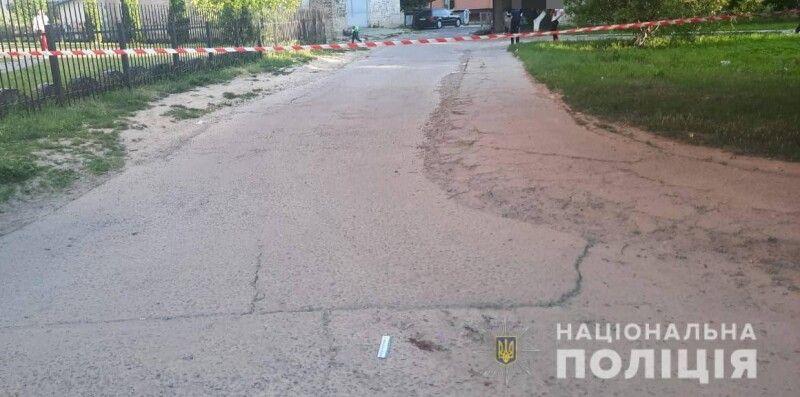 Інцидент стався на вулиці Федорова.