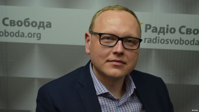 Михайло БАСАРАБ. Фото radiosvoboda.org.