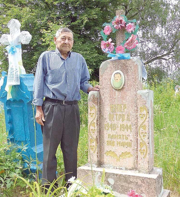 Петро Баранось: «Бог зберіг мені життя, івже 75літ святкую другий день народження».