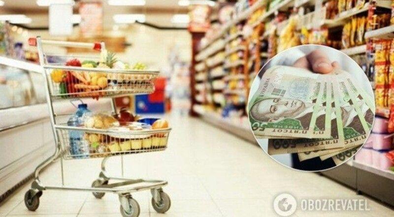Вартість продуктів збільшиться щонайменше на 10 − 15%.