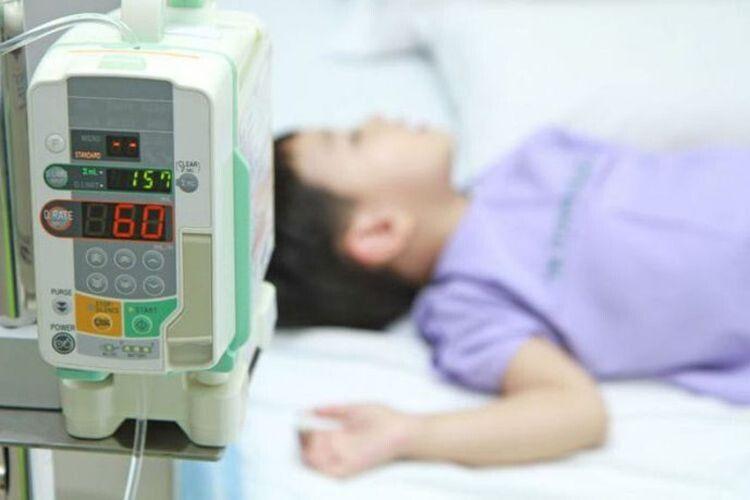Найменша пацієнтка на «штучному диханні» видужує!