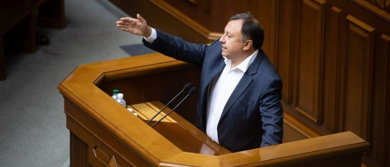 Княжицький: партія Європейська солідарність закликає виконувати Закон про фунціонування української мови, як державної.
