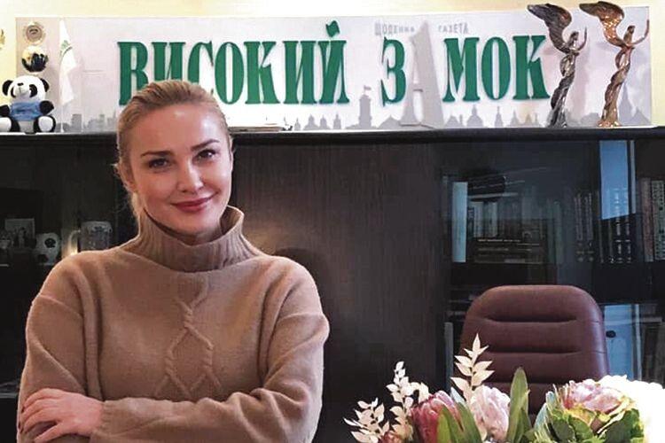 Наталія Балюк: «Від влади я не взяла би премії, а от від вашої газети – так, дякую!».