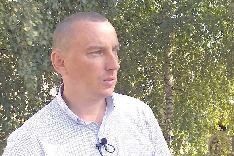 Володимир Крижук: «Невимагаю собі жодних преференцій, явідстоюю інтереси громади!».