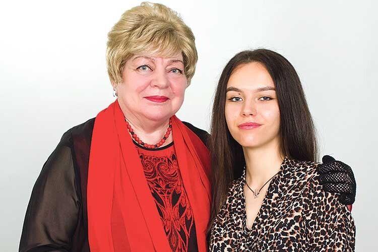 «Можу похвалитися: з онучкою Поліною у нас чудове взаєморозуміння».
