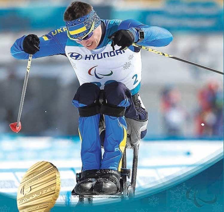 Золотий фініш Максима Ярового.
