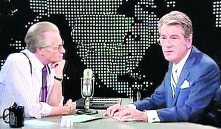 Ющенко не зрозумів іронії телеведучого.