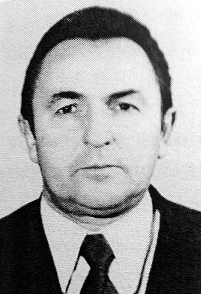 Орест Яворський.