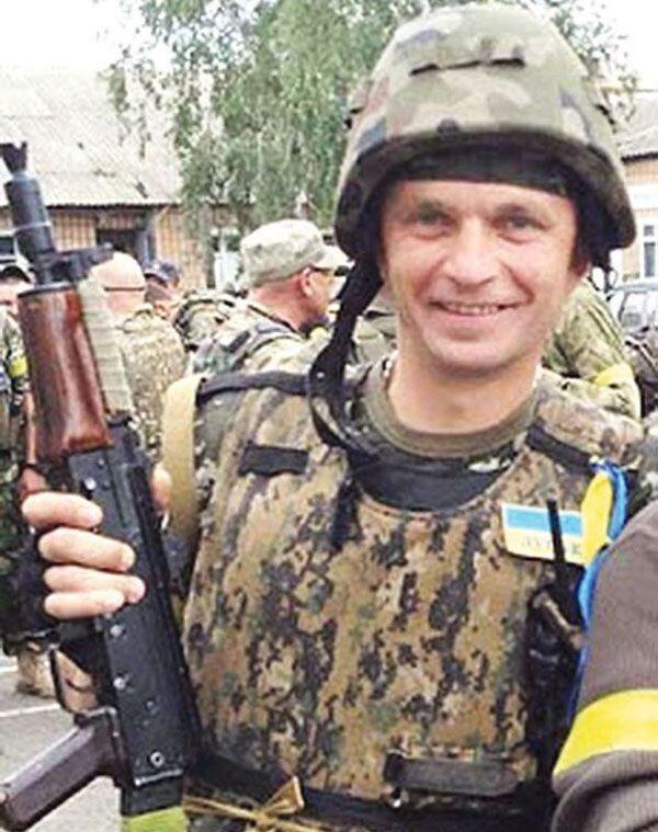 Учасник АТО Роман Луцюк помер  від поранення, отриманого на Донбасі.