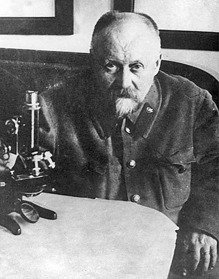 Великий вчений-мікробіолог  був і великим українцем.