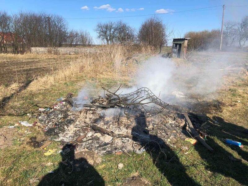 рятувальники з екологами і поліцією провели профілактичні рейди щодо запобігання виникнення пожеж в екосистемах.