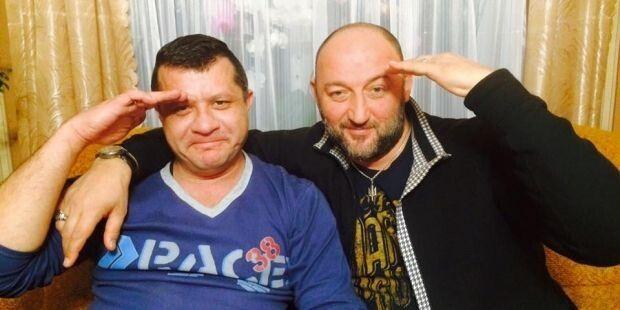Андрій Гречанов ставиться доОлексія Мочанова якдонайближчої людини, ботой дуже підтримував його уполоні.