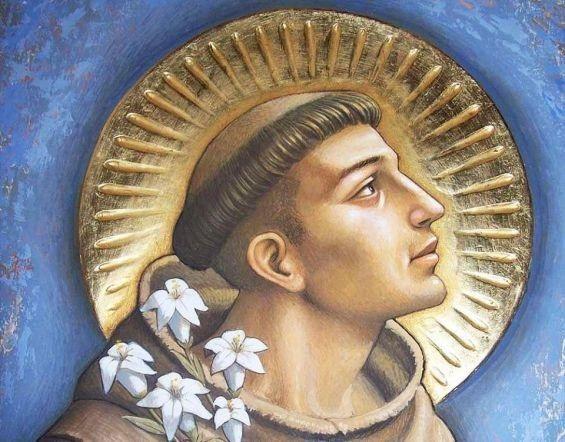 Святий Антоній – один із найбільш шанованих святих у католиків.