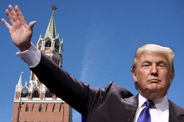Трамп жалкує, що скоро закінчується його президентство, а йому так і не дали прогулятись по Красній площі.