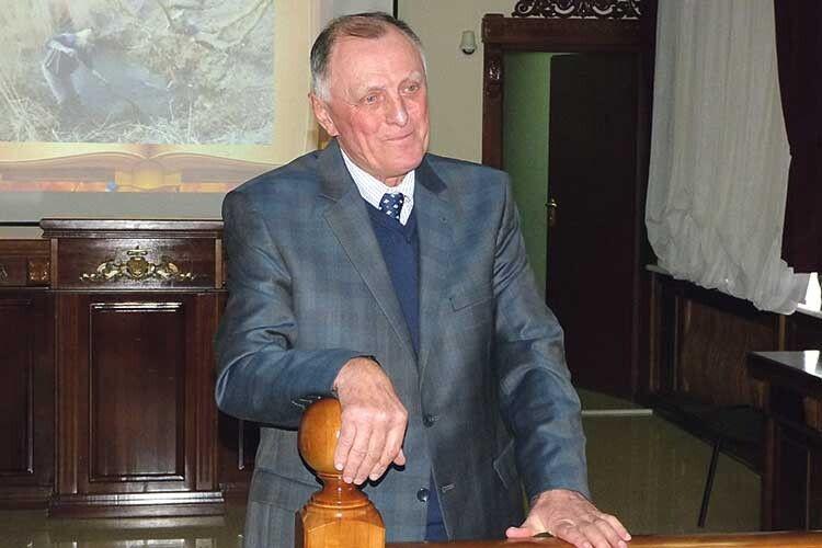Виступ Сергія Сафулька був глибокий  і зворушливий.