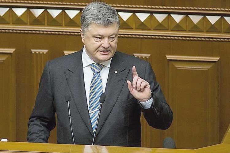 «Тільки НАТО єгарантією безпеки держави такожного їїгромадянина!»— наголосив Петро Порошенко.