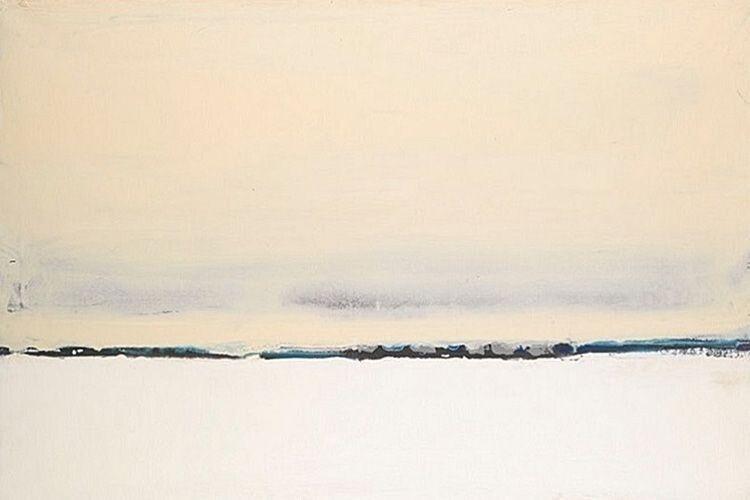 «Засліплений горизонт», 2011. Лондон, аукціонний дім «Sotheby's».  Продана 1 грудня 2015 року за $ 41,500.