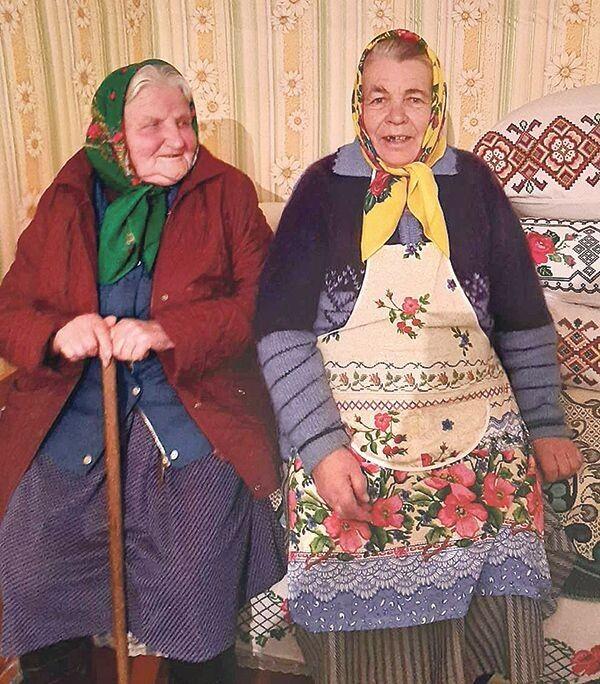 Подруги Ганни, у житті яких було багато спільного.