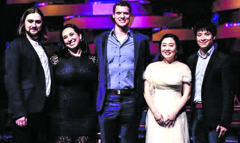 П'ятірка фіналістів конкурсу оперних співаків почула ім'я переможця – Андрій Кимач.