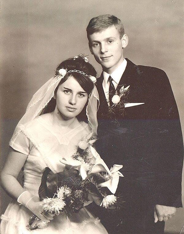 Ще солдатом був Микола Баранюк, коли покликав Світлану заміж.