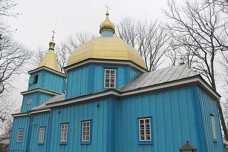 Сільській церкві вже виповнилося 237 років.