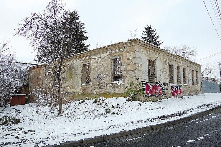 Тривожне «SOS» привертає увагу до пам'ятки місцевого значення (XVIII–XIX ст.)