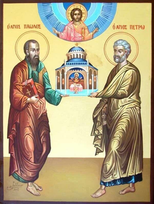 Якщо дощ на Петра і Павла – вродить жито. А як на Петрів день – спека, то на Різдво – мороз.