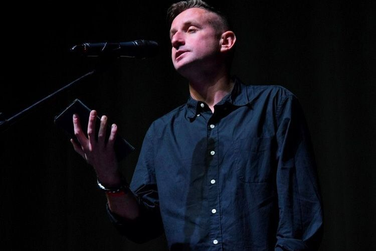 Коли свою поезію читав Сергій Жадан, існував лише голос:  емоційний і заворожуючий.