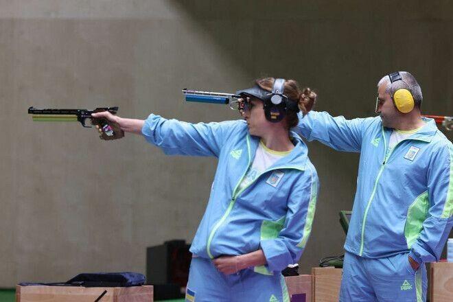 Так стріляють наші!!! Фото із сайту Getty Images/Global Images Ukraine.