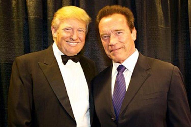 На відміну від Арнольда,  Дональд не зумів пройти випробування владою та славою.
