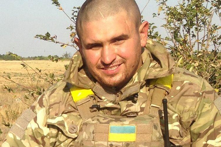 Тато маленького футболіста Сергій Цимбал був воїном батальйону «Київська Русь».