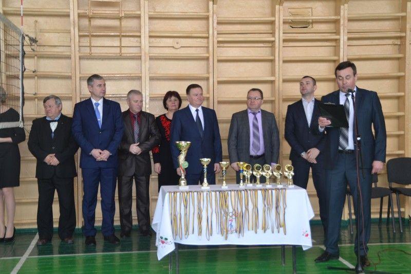 Церемонія відкриття турніру.