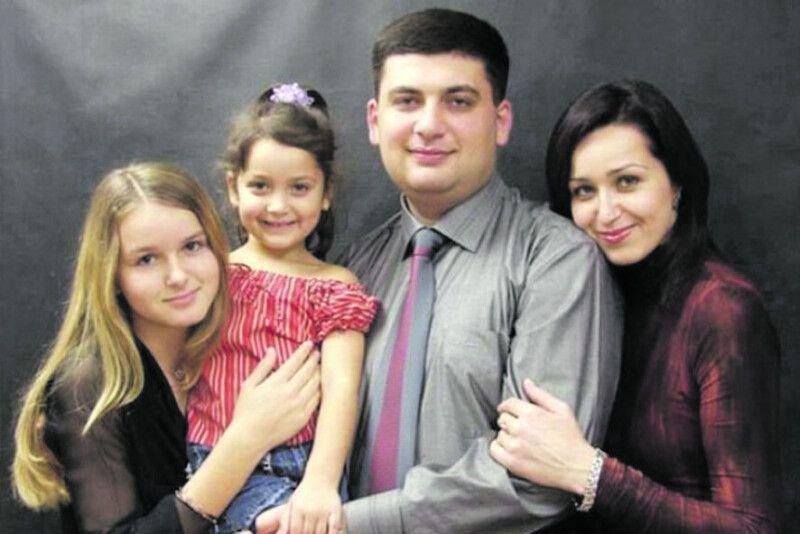Не так давно Володимир Гройсман був у своїй сім'ї «важковаговиком».