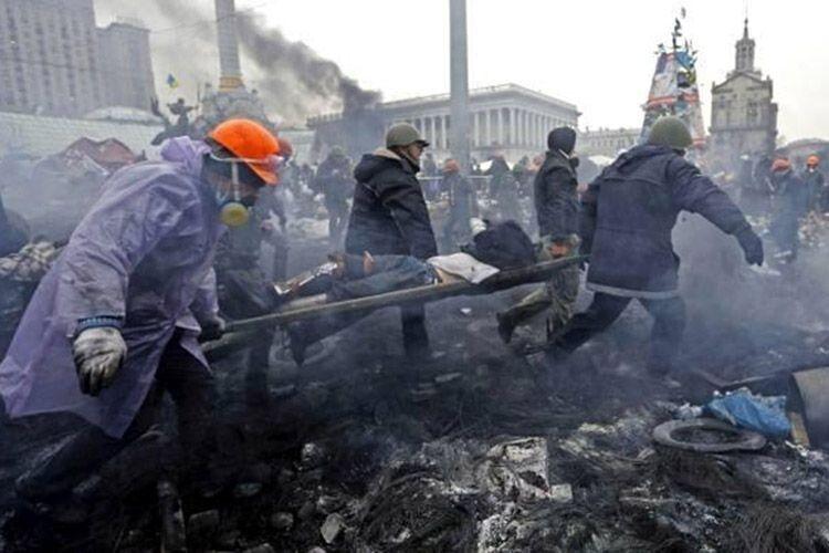 Розстріл протестувальників у лютому 2014-го. Як у когось вистачає совісті заявляти, що треба судити майданівців?