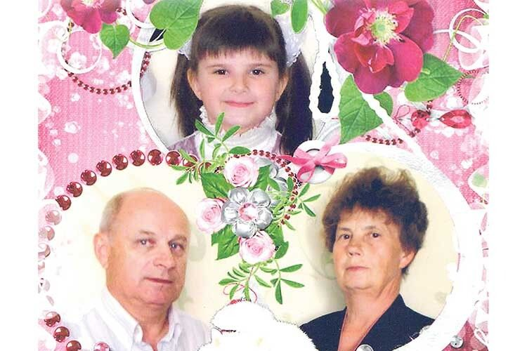 Про внучку обоє кажуть однаково: «Іринка— тонаше все».