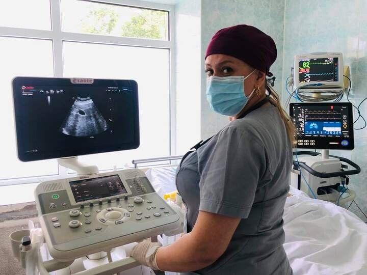 Лікуючий лікар вагітної Олена Чупик.
