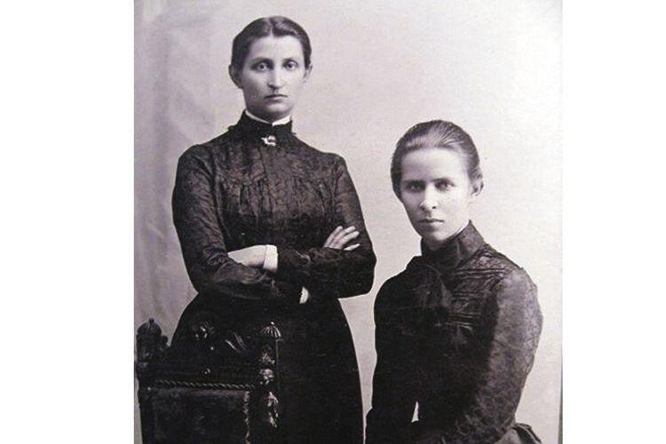 Дві найпрогресивніші жінки свого часу мали славу у світі літератури, але не мали щастя в особистому житті.