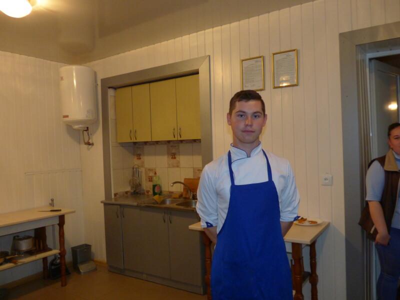 Ігор став кухарем №1 на обласних змаганнях і мріє про власну справу.