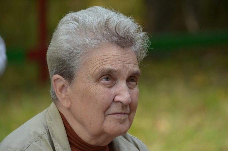 Луїза Оляндер.