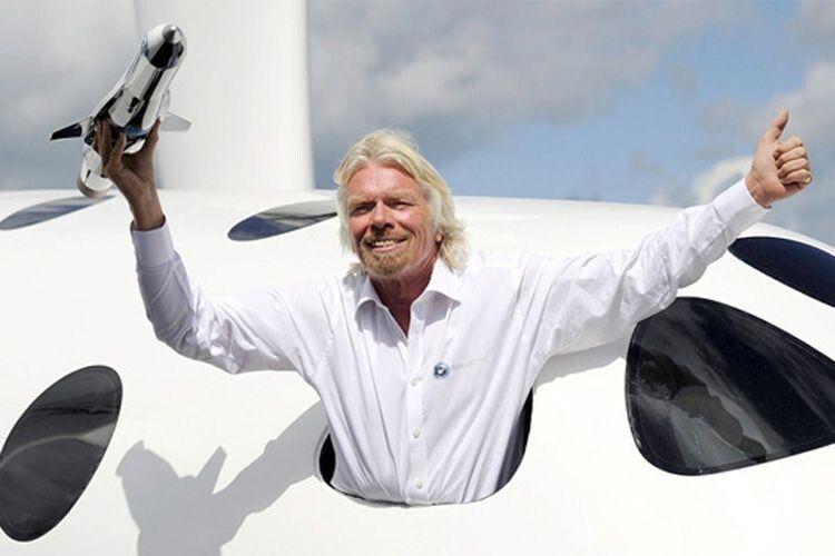 Щасливий «космічний турист» каже,  що здійснив мрію дитинства.