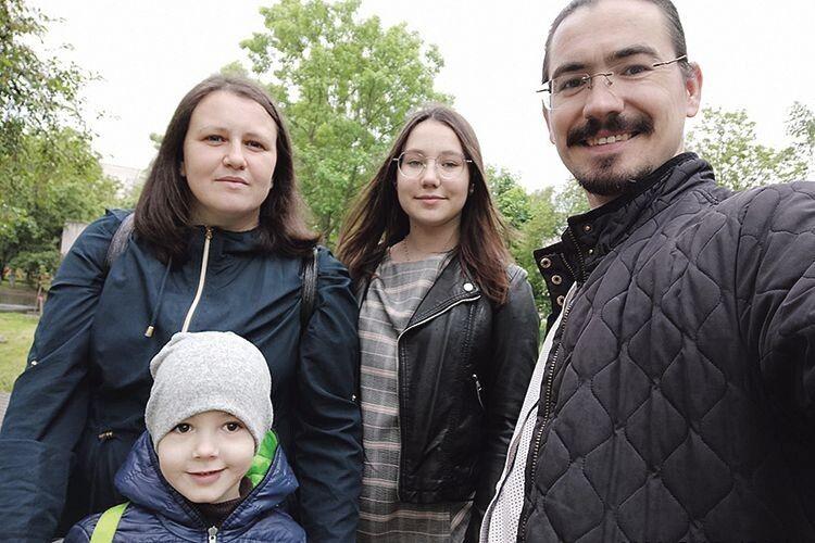 «У тому і смисл сім'ї, що вона є опорою».